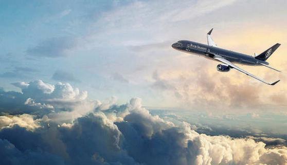 """طائرة """"فور سيزونز"""""""