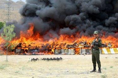 مجلس الشورى الايراني يخفف من عقوبات تهريب المخدرات