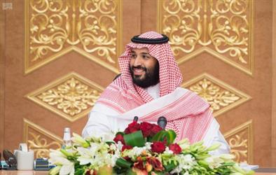 ولي ولي العهد يجتمع مع رؤساء كبرى الشركات الأمريكية والسعودية