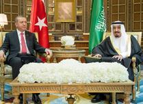 بالصور.. خادم الحرمين يستقبل أردوغان.. ويعقدان جلسة مباحثات رسمية