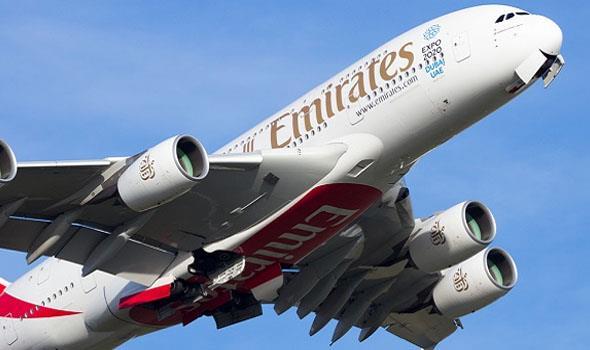 10- طيران الامارات