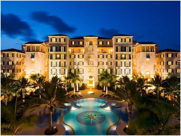 """كما ويصل سعر الغرفة الفندقية في جزيرة """"بروفيدنسياليس"""" التابعة لجزر """"تركس وكايكوس"""" البريطانية، إلى 435 دولارّا."""