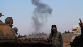 مقاتلين في صفوف تنظيم القاعدة بالعراق