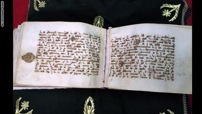 كما بدأت شعوني حملة لحفظ الكتب وأخذ نسخ رقمية لأقدم النصوص، والتي يوجد من بينها قرآن يعود إلى القرن التاسع مكتوب بالخط الكوفي
