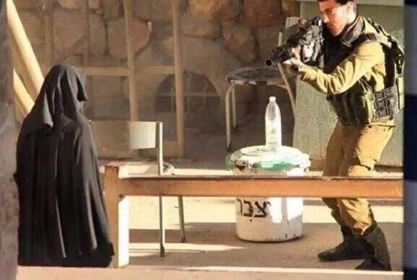 مقتل فتاة فلسطينية برصاص إسرائيلي - فيديو وصور