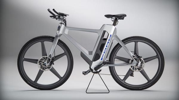 دراجة هوائية ذكية تحذر قائدها من حفر الطرق