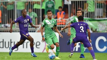 66% من مباريات العين في السعودية تنتهي بالهزيمة