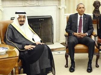 الملك سلمان وباراك أوباما