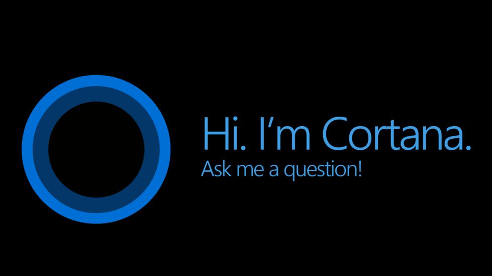 Cortana privacy setting