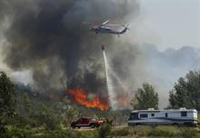 حريق سان ماركوس