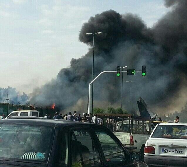 وجنسيات قتلى ومصابين طائرة ايران cbc96353-2e70-4a28-a