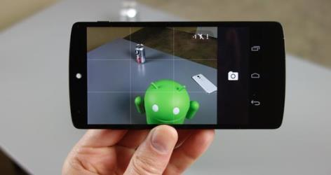 google augmented reality camera app