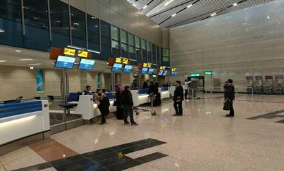 """السعودية"""" توفر خدمة استلام الأجهزة اللوحية واللاب توب لمسافرين """"الترانزيت"""" لأمريكا وبريطانيا عند بوابات المغادرة"""