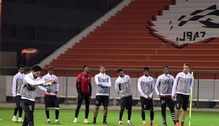 9 من أولمبي الشباب ينضمون لمران الفريق الأول