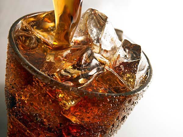 6 - المشروبات الغازية