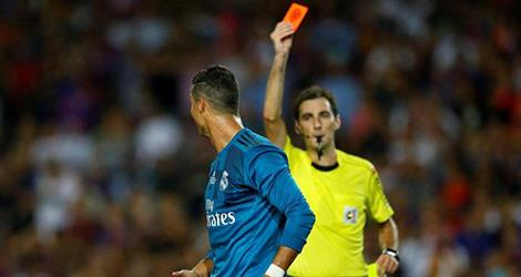رونالدو يرد على قرار الاتحاد الإسباني : هذا اسمه اضطهاد!