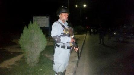 هجوم مسلح على الجامعة الأمريكية في كابول