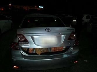 دوريات الأمن السرية بمكة تطيح بمتحرش النساء عبر مركبة لأحد أقاربه