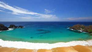 """شاطئ """"بايا دو سانشو"""""""