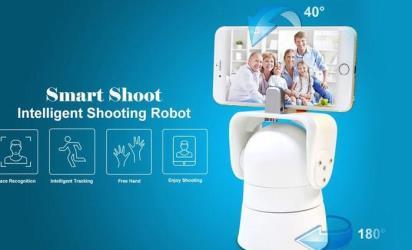 smart shoot robot