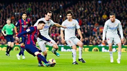 كأس اسبانيا: نهائي مبكر بين برشلونة واتلتيكو مدريد