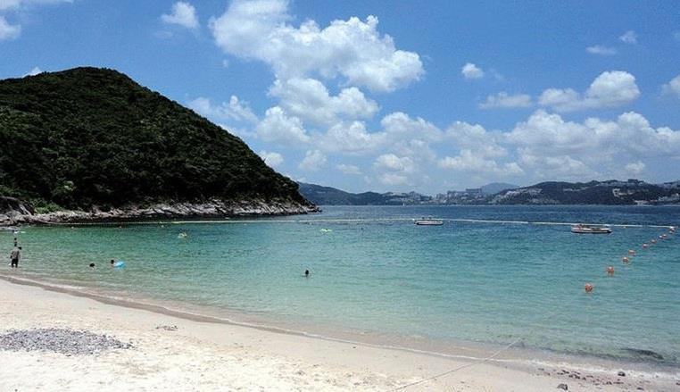 جزيرة شارب، هونغ كونغ