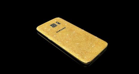 goldgenie galaxy s7