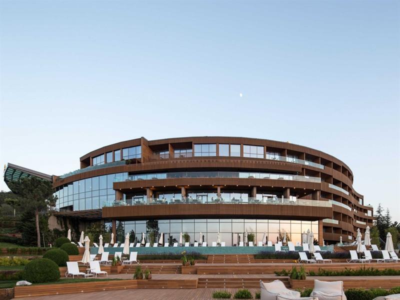 بالصور..أجمل 10 تصميمات فنادق في العالم