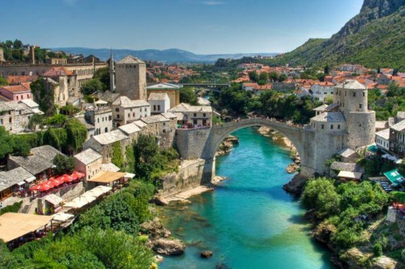 "5- ""Stari Most""، البوسنة والهرسك:"