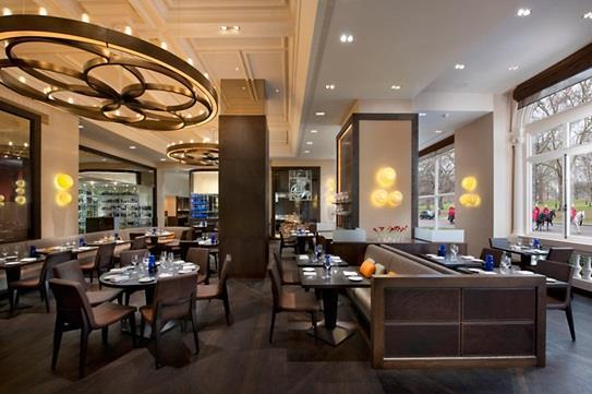 """مطعم الشيف """"Heston Blumenthal"""" في فندق """"ماندارين أورينتال"""" في لندن"""