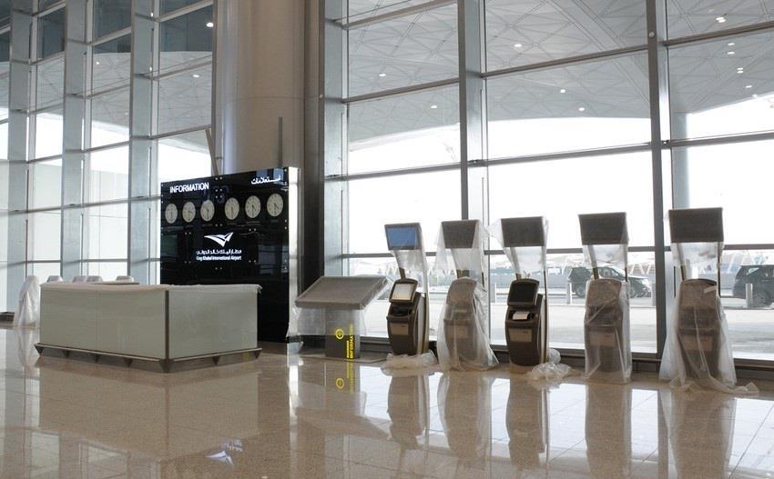 تشغيل الرحلات عبر الصالة الجديدة بمطار الملك خالد .. الأحد القادم (صور)