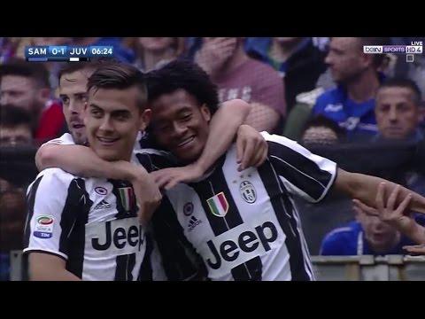 سامبدوريا ( 0 - 1 ) يوفنتوس الدوري الايطالي