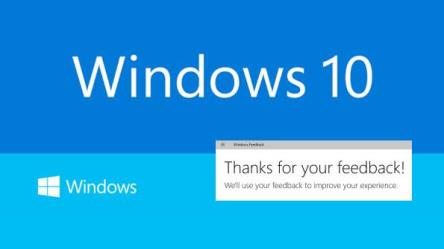 feedback in windows 10 2