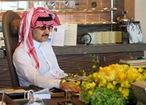 بالفيديو و الصور..الوليد بن طلال يستقبل رئيس نادي الهلال الأمير نواف بن سعد