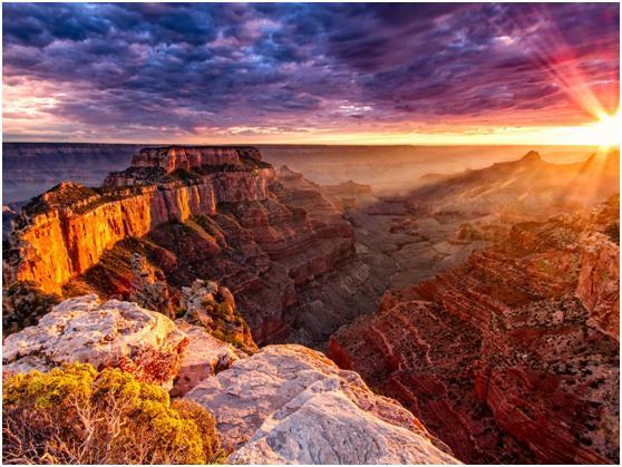 وجاءت الولايات المتحدة الأمريكية بالمركز الثاني, بواقع  69.8 مليون زائر سنويًا.