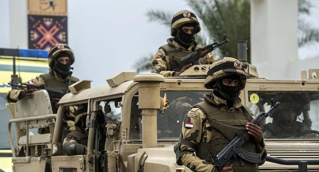 ضربات ناجحة للجيش المصري على الحدود الغربية