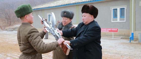 الرئيس الكوري الشمالي يعدم 5 من كبار ضباطه بمدفعية مضادة للطائرات