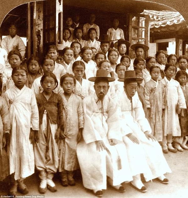 بالصور: كيف بدت شبه الجزيرة الكورية منذ 100 عام قبل التقسيم؟