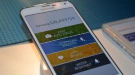 استحسان واسع لخاصيتي الكشف عن السرقات في جالاكسي S5