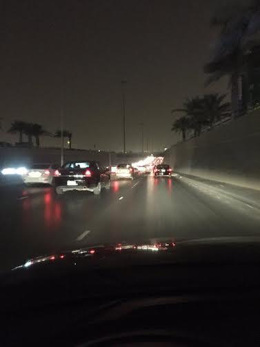 """الرياض تشارك مدن العالم التفاعل مع """"ساعة الأرض"""" (صور وفيديو)"""