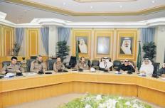 لاجتماع المشترك بين أمانة الشرقية والدفاع المدني