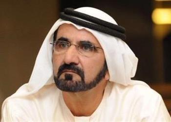 محمد بن راشد يعلن عبر تويتر عن تعيين وزير لـ السعادة بالحكومة الإماراتية