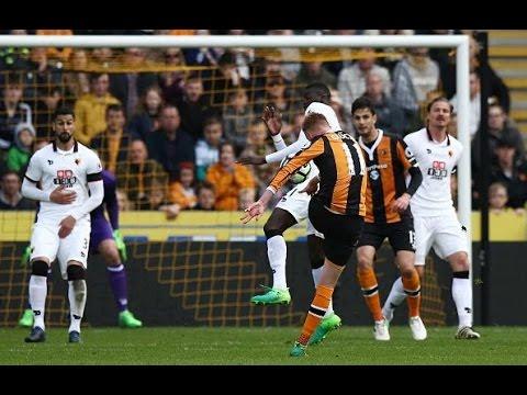 هال سيتي (2 - 0) واتفورد الدوري الانجليزي الممتاز