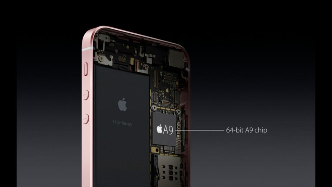 بالصور.. آبل تكشف إصدارا الايفون الصغير iPhone SE وآيباد برو بشاشة 9.7 بوصة