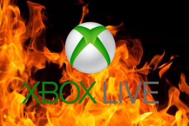 xbox live is down