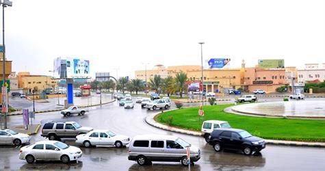"""""""الأرصاد"""" تتوقع حالة ربيعية تنتج عنها أمطار رعدية على مختلف مناطق المملكة"""