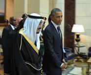 """بالصور.. مرافقو أوباما يستعرضون بانبهارٍ """"قصر عرقة"""".. وقائمة الطعام تضم الجريش والقرصان"""