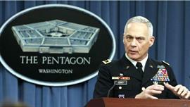 جنرال امريكي: الحرب على داعش ستستمر 3 سنوات على الاقل