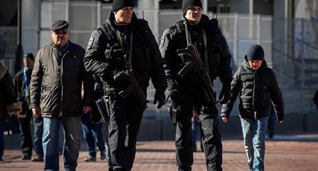 مقتل مسلحين باشتباك مع الشرطة الروسية