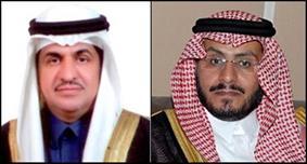الدكتور شويش الضويحي - الدكتور عصام بن سعد بن سعيد